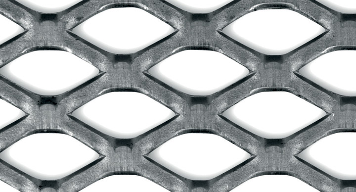 PERFORATED AND EXPANDED METAL